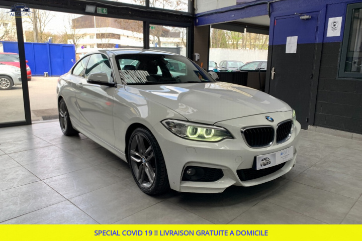 BMW SERIE 2 COUPE F22